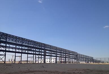 大唐电厂管廊项目