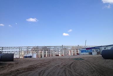 大唐电厂项目