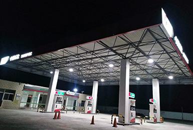 精丽荣加油站